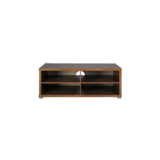 Munich 4 Shelf Unit Walnut
