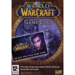 World Of Warcraft 60 Day Timecard (PC) Reviews