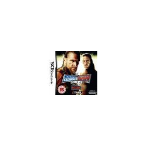 Photo of WWE Smackdown Vs Raw 2009 (DS) Video Game