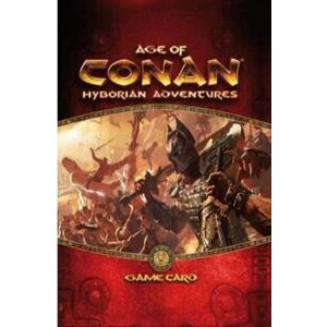 Photo of Age Of Conan: Hyborian Adventures - 60 Day Timecard (PC) Video Game