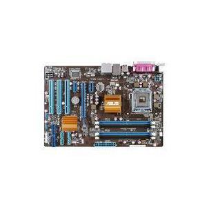 Photo of ASUS P5P41D - Motherboard - ATX - IG41 - LGA775 Socket - UDMA100, Serial ATA-300 - Gigabit Ethernet - High Definition Audio (8-Channel) Computer Component