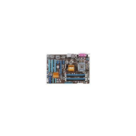 ASUS P5P41D - Motherboard - ATX - iG41 - LGA775 Socket - UDMA100, Serial ATA-300 - Gigabit Ethernet - High Definition Audio (8-channel)