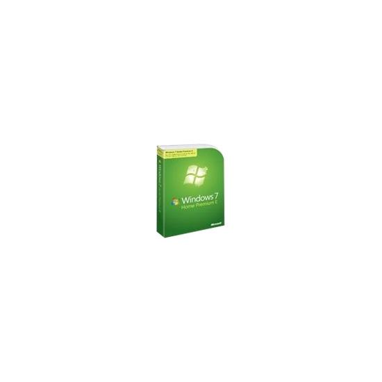 Microsoft Windows 7 Home Premium (64 bit)