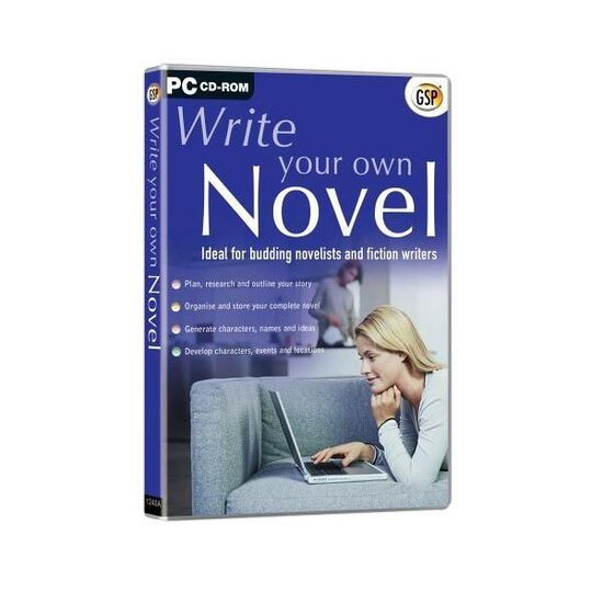 Avanquest Write Your Own Novel