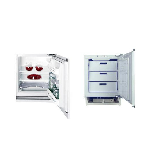 Indesit Package Fridge And Freezer