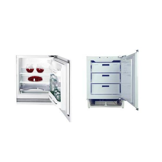 Indesit Package Fridge And Freezer