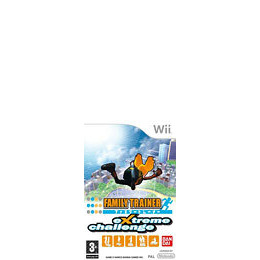 Family Trainer - Extreme Challenge (include mat) (Wii)