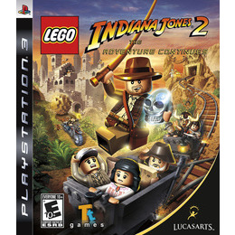 Lego Indiana Jones 2: The Adventure Continues (PS3) Reviews
