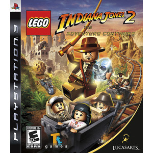 Photo of Lego Indiana Jones 2: The Adventure Continues (PS3) Video Game