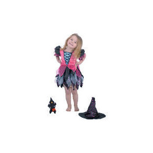 Photo of Toddler Witch With Cat Dress Up 12/18 MONTHs Toy