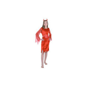 Photo of Teen Devil Dress Red 9/10 Years Toy