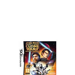 Star Wars: The Clone Wars Republic Heroes (DS)