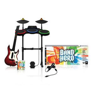 Photo of Band Hero - Band Bundle (PS3) Video Game
