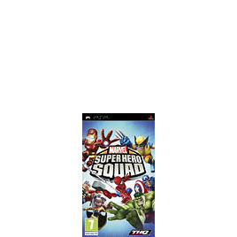Marvel Super Hero Squad (PSP)