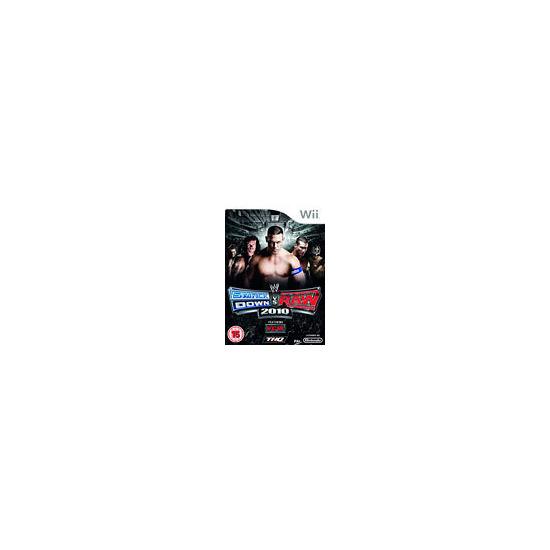 WWE Smackdown vs Raw 2010 (Wii)
