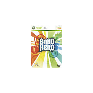 Photo of Band Hero - Game Only (XBOX 360) Video Game