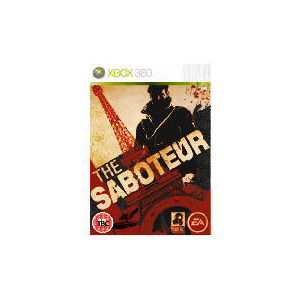 Photo of The Saboteur (XBOX 360) Video Game