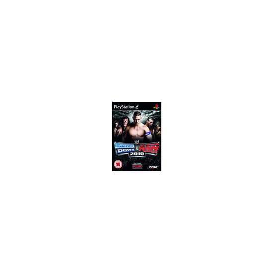 WWE Smackdown vs Raw 2010 (PS2)