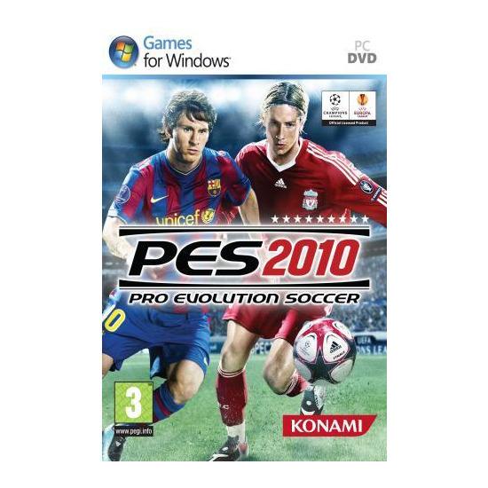 PES 2010: Pro Evolution Soccer (PC)