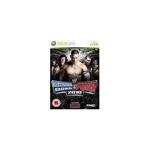 Photo of WWE Smackdown Vs Raw 2010 (XBOX 360) Video Game