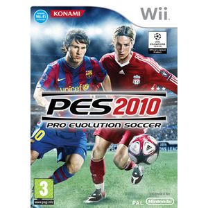Photo of PES 2010: Pro Evolution Soccer (Wii) Video Game