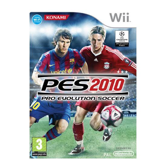 PES 2010: Pro Evolution Soccer (Wii)