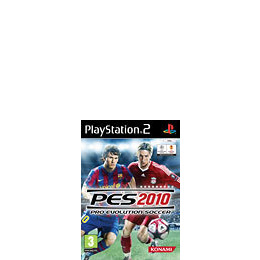 PES 2010: Pro Evolution Soccer (PS2)