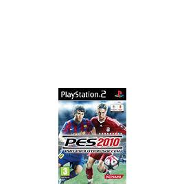 PES 2010: Pro Evolution Soccer (PS2)