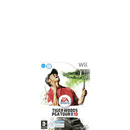 Tiger Woods PGA Tour 10 (Includes MotionPlus) (Wii)