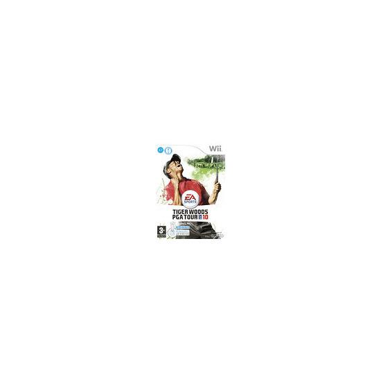 Tiger Woods PGA Tour 10 (Includes MotionPlus) (Wii)