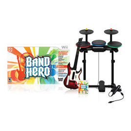 Band Hero - Band Bundle (Wii) Reviews