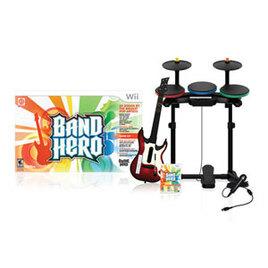 Band Hero - Band Bundle (Wii) Reviews