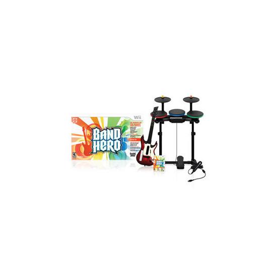 Band Hero - Band Bundle (Wii)