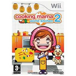 Cooking Mama 2 - World Kitchen (Wii)