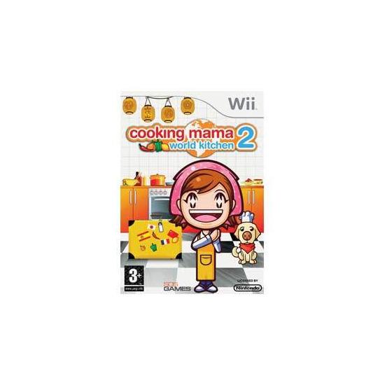 Cooking Mama 2 - World Kitchen (Wii)
