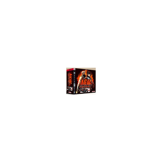 Tekken 6: Arcade Stick Edition (PS3)