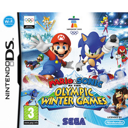 Mario & Sonic at the Olympic Winter Games (DS)