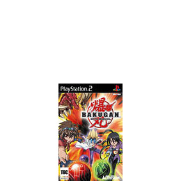 Bakugan: Battle Brawlers (PS2)