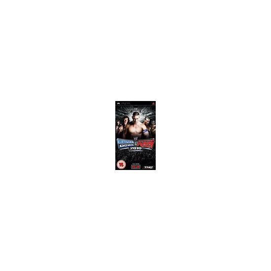 WWE Smackdown vs Raw 2010 (PSP)