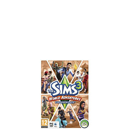 The Sims 3: World Adventures (Expansion Pack) (PC)