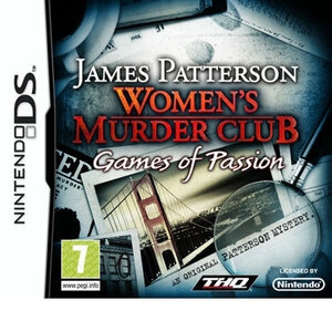 Photo of Womens Murder Club: Games Of Passion (DS) Video Game