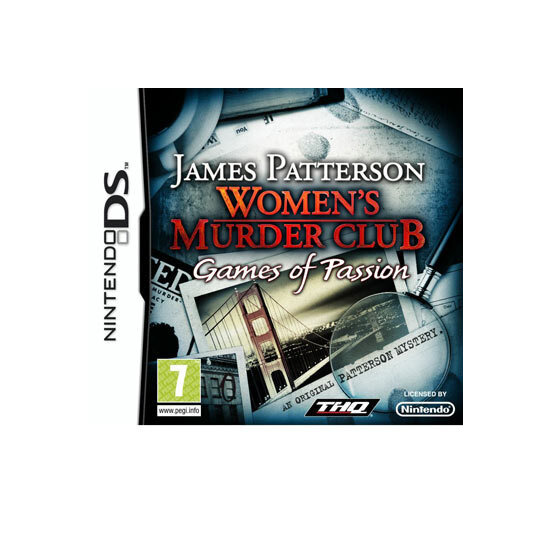 Womens Murder Club: Games of Passion (DS)