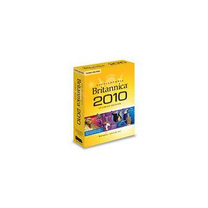 Photo of Encyclopaedia Britannica 2010 Ultimate Edition Software