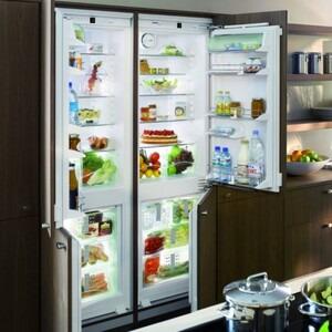 Photo of Liebherr SBS57I2 Fridge Freezer