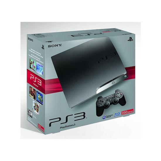Sony PlayStation 3 (PS3) Slim 250GB