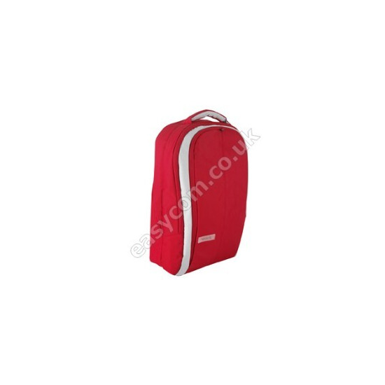 Tech Air 17 inch Backpack Red