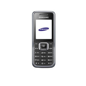 Photo of Samsung E2100 Black Mobile Phone