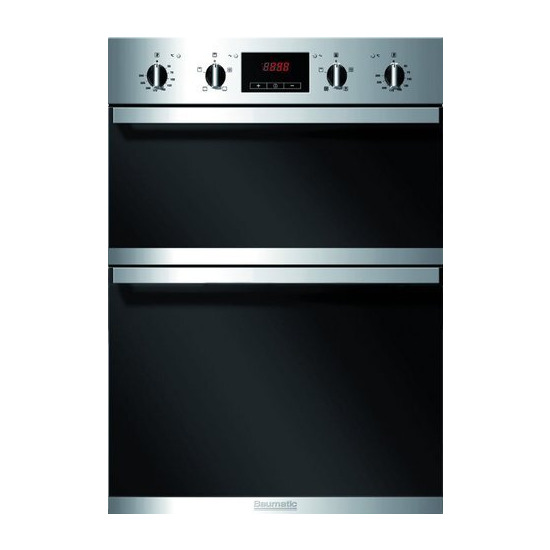 Baumatic BO992SS Electric Double Oven