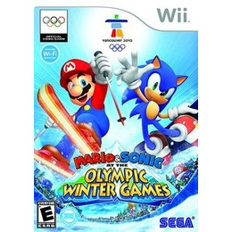 Mario & Sonic at the Olympic Winter Games (Wii) Reviews