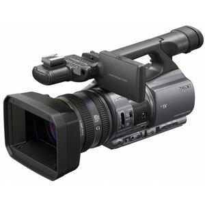 Photo of Sony DCR-VX2200E Camcorder